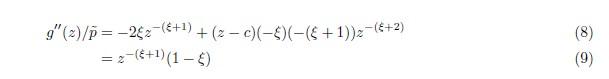 数式(8)(9)